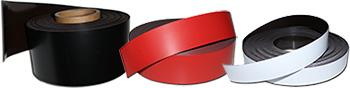 anisotropes Magnetband farblich beschichtet