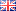 Englische Fahne
