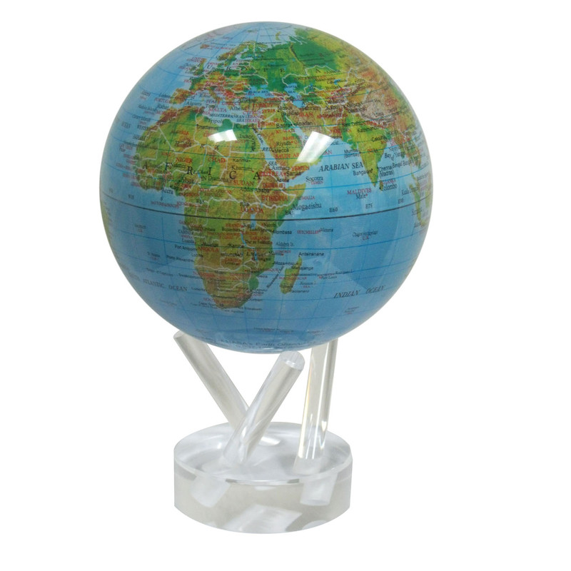 MOVA Globe Magic Floater Reliefkartenbild -...