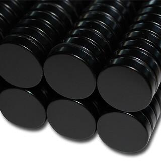 Nickel 20 NEODYM MAGNETE Ø25x3 mm NdFeB N45 Scheibenmagnete