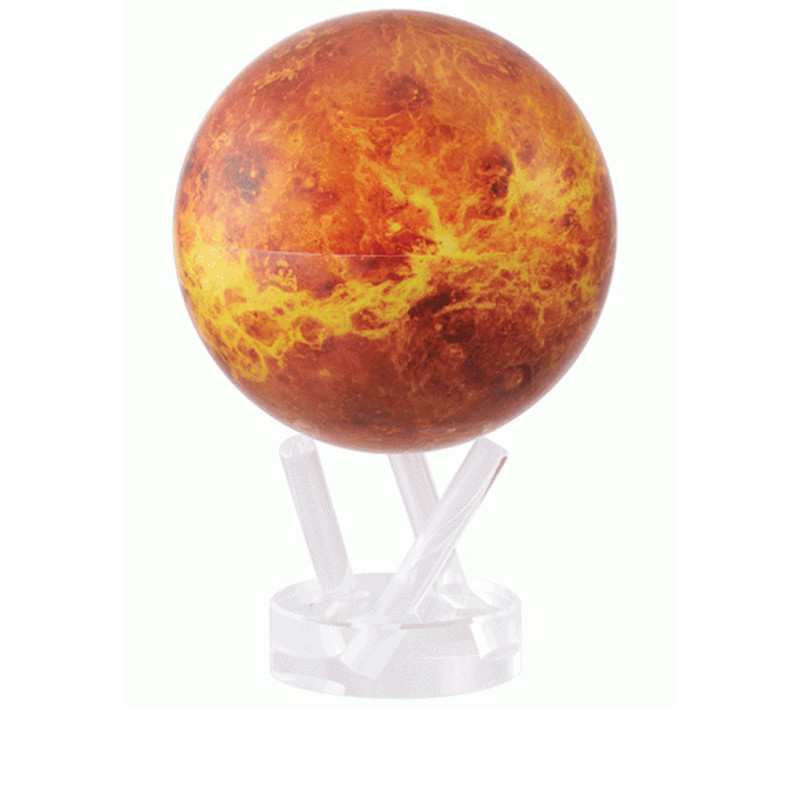 MOVA Globe Magic Floater Planet Venus silently rotating Globe