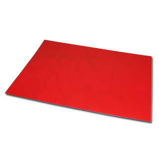 Magnetic foil Din A4 210 x 297 x 0,85 mm red