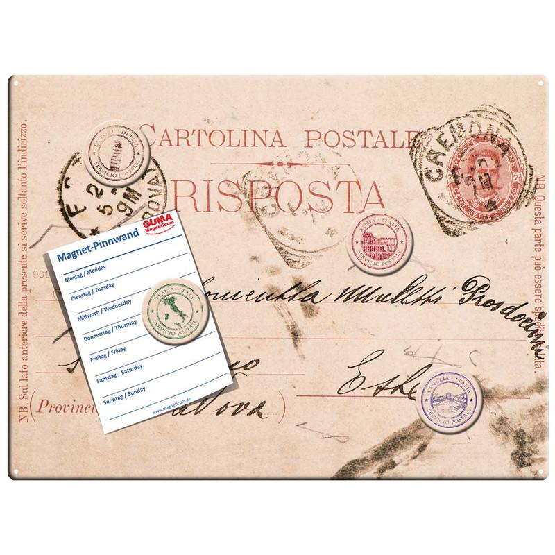 Postkarte Italien