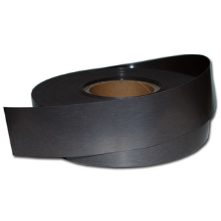 Magnetic tape Anisotropic 50mm x 0,9mm x rm. Plain Brown...