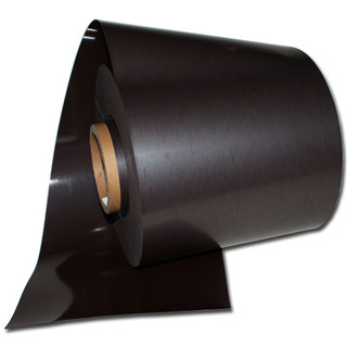 Magnetic tape Anisotropic 200mm x 0,9mm x rm. Plain Brown...
