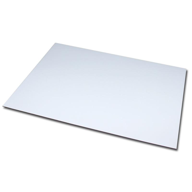 magnetfolie pvc matt wei din a3 297x420 mm 0 9 mm h he im magnetshop beschreibbar. Black Bedroom Furniture Sets. Home Design Ideas