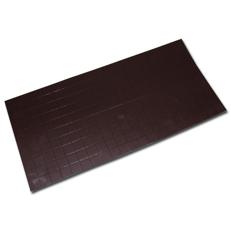 10 Stück Magnetfolie DIN A4 Magnetband 3M 9448A selbstklebend