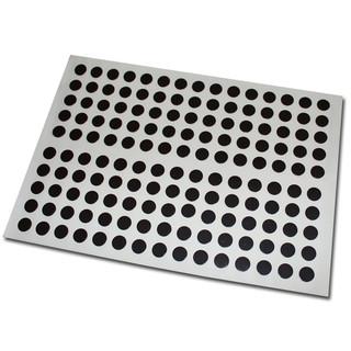 50 Stück 20mm Magnetplättchen Takkis selbstklebend Magnetfolie Magnetpunkte