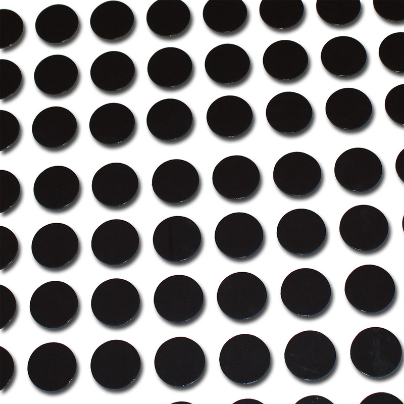 Magnetic dots takkis self-adhesive Ø20x0,9 mm