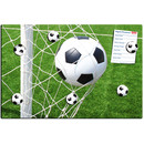 Magnetic pinboard Soccer Goal 40x30 cm incl. 4 magnets