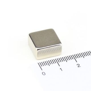 Neodymium Magnets 15x15x8 mm NdFeB N45