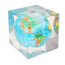 MOVA Globe Cube Magic Floater Reliefkartenbild -...