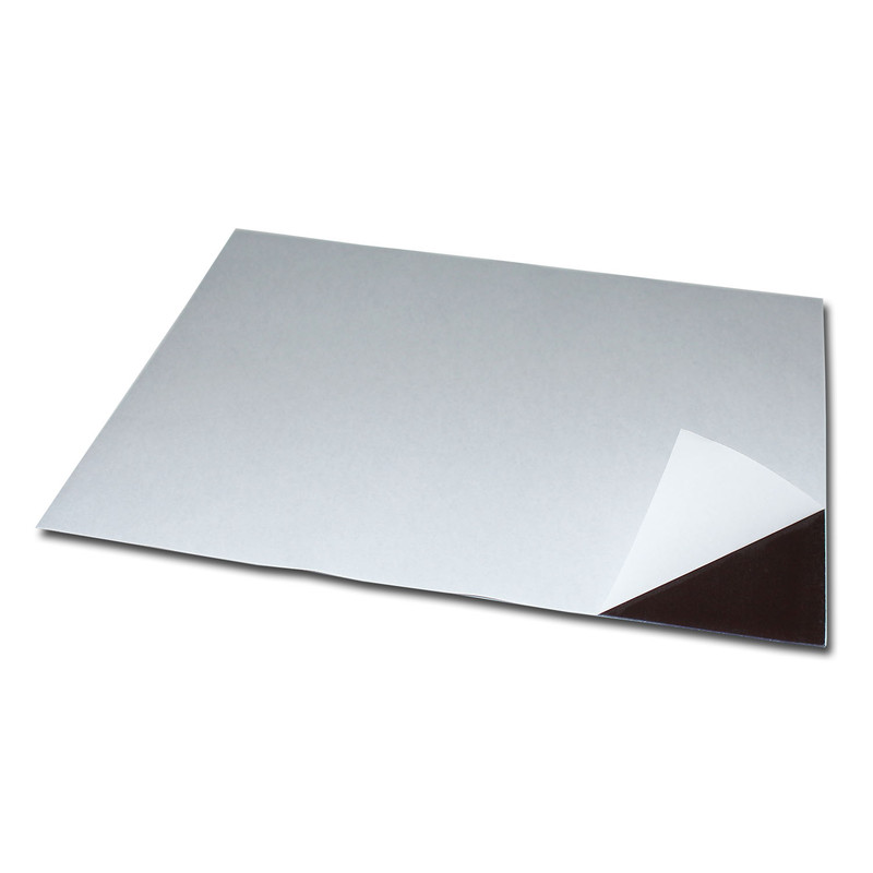 Magnetic foil Din A4 210 x 297 x 0,6 mm self-adhesive