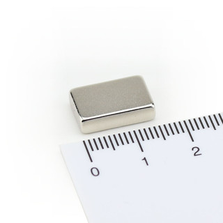 Neodymium Magnets 15x10x4 mm NdFeB N40