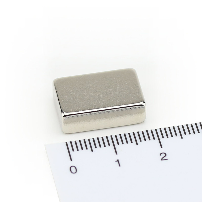 Neodymium Magnets 19x13x6 mm NdFeB N45