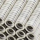 Neodymium ring magnets Ø15xØ10x2 NdFeB N45 - pull force 900 g -