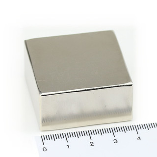Neodymium Magnets 40x40x20 mm NdFeB N45