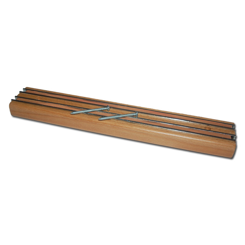 magnetleiste messerleiste magnetisch werkzeughalter werkzeugleiste holz inkl 2 schrauben. Black Bedroom Furniture Sets. Home Design Ideas
