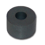 Hard ferrite ring magnets