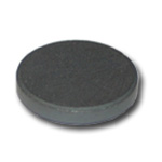 Hard ferrite disc magnets