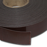 Magnetic tape plain brown self-adhesive