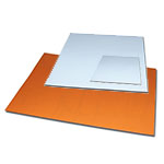 Magnetic foil mat dif. colour